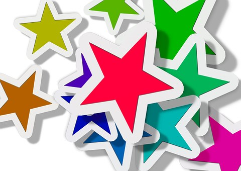 Peer review stars