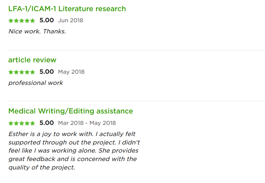 beoordelingen van projecten deel 3