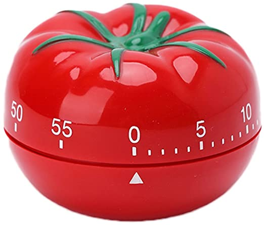 writing with the Pomodoro technique may help you focus