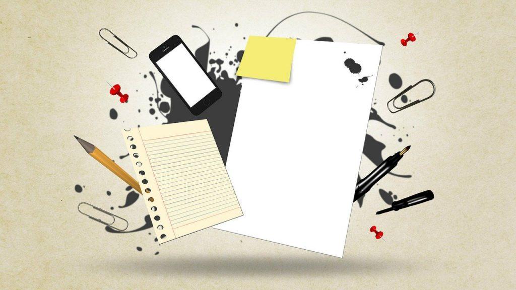 abstract schrijven