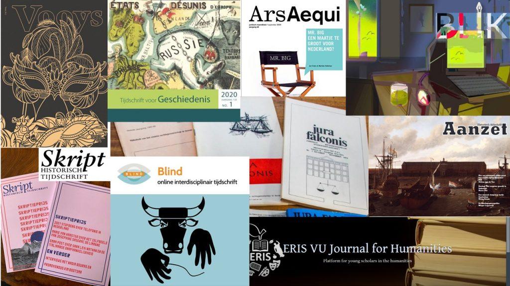 wetenschappelijke studenten tijdschriften