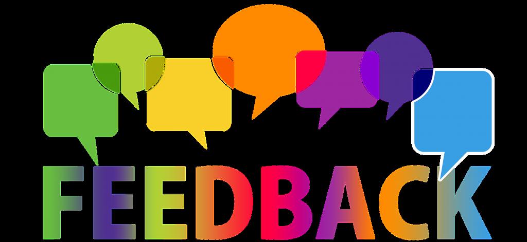 peer reviewen is feed-back geven